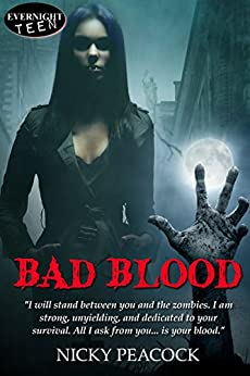 Bad Blood (Battle of the Undead Book 1) by [Peacock, Nicky]