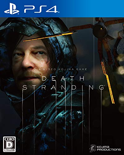 【PS4】DEATH STRANDING【早期購入特典】アバター(ねんどろいどルーデンス)/PlayStation4ダイナミックテーマ/ゲーム内アイテム(封入)