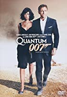Quantum 007 en DVD