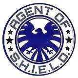 Marvel(マーベル) Avengers(アベンジャーズ) Agent Of S.H.I.E.L.D. ステッカー [並行輸入品]