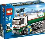 レゴ (LEGO) シティ タンクローリー 60016