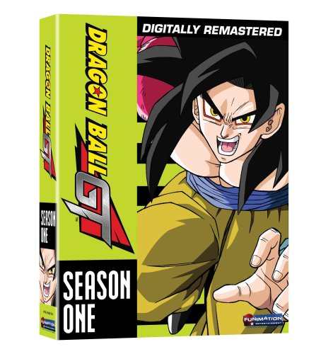 Dragon Ball Gt: Season 1 [DVD] [Import]