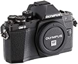 OLYMPUS ミラーレス一眼 OM-D E-M10 MarkII ボディー ブラック