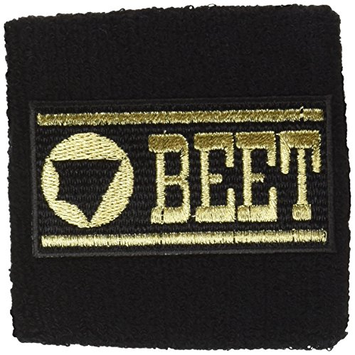 BEET(ビート) リストバンド  クロ  0708-RTB-04