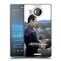 オフィシャルStar Trek Talking To B-4 データ・ネメシス TNG Microsoft Lumia 950 XL 専用ソフトジェルケース