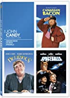 The John Candy Collection (Delirious / Spaceballs / Canadian Bacon)