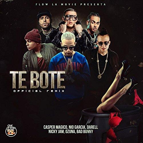 Te Boté [Explicit] (Remix)