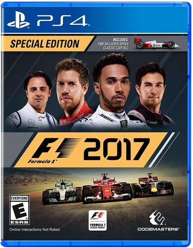 F1 2017 (輸入版:北米) - PS4 発売日
