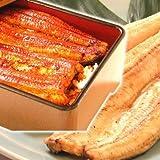 国内産鰻(うなぎ)蒲焼お試しセット(蒲焼3枚、白焼き1枚)