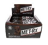MET-Rx Protein Plus - Chocolate Fudge Deluxe - 9 Bars by MET-Rx