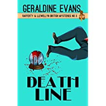 Death Line: British Detectives (Rafferty & Llewellyn Book 3)