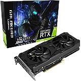 玄人志向 NVIDIA GeForce RTX3060搭載 グラフィックボード GDDR6 12GB GALAKURO GAMINGシリーズ GG-RTX3060-E12GB/OC/DF