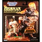 ARCHIE GRIFFIN / OHIO STATE UNIVERSITY BUCKEYES * 1997 NCAA College Football HEISMAN COLLECTION Starting Lineup Action Figure, Football Helmet & Miniature 1974 Heisman Memorial Trophy おもちゃ [並行輸入品]