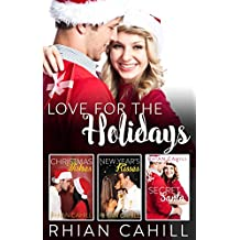 Love For The Holidays - 3 Book Box Set (Holiday Romance)