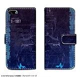 劇場版 蒼き鋼のアルペジオ -アルス・ノヴァ- Cadenza 01 イ401 ダイアリースマホケース for iPhone5/5s