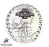 イチロー 松井秀喜 含む 黄金期 2003年 オールスター選出 合計25選手 直筆 サイン 入り MLB 公式AS ボール MLB公式ホログラム付き シードスターズ証明書付き