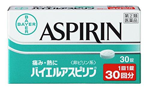 (医薬品画像)バイエルアスピリン