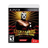 Lucha Libre AAA: Heroes of the Ring (Playstation 3) (輸入版)