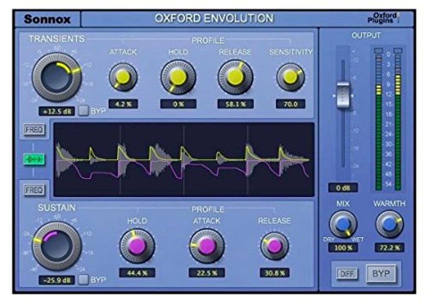 他の日ジュース無駄に【国内正規品】Sonnox Oxford Envolution (Native)