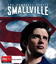 The Smallville: Complete Collection: Seasons 1 - 10 (DVD)