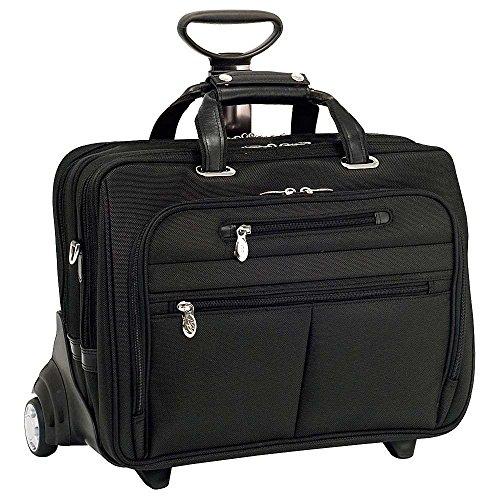 (マックレーンユーエスエー) McKlein USA メンズ バッグ キャリーバッグ R Series Ohare Nylon Wheeled Laptop Case 並行輸入品