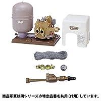 【セット】イワヤ深井戸ポンプ JPT-406-60 [60hz用/3相200V/出力400W] ×数量1個 と 砲金ジェット4J12B4(吸上高さ12m用) ×数量1個のセット