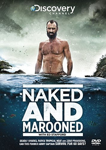 Naked & Marooned with Ed Stafford [DVD] [Import anglais]