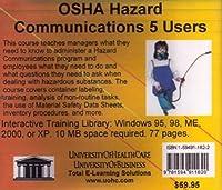 Osha Hazard Communications, 5 Users