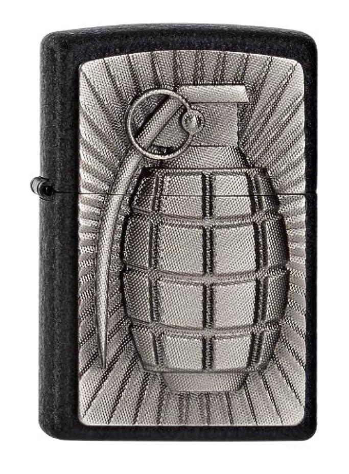 ビルダーパーク金曜日ヨーロッパ直輸入Zippo(ジッポー):Hand Grenade/2004301