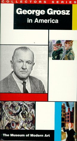 George Grosz in America: Moma [VHS] [Import]