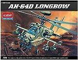 アカデミー 1/48 アメリカ陸軍 AH-64D アパッチロングボウ プラモデル 12268