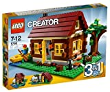 レゴ クリエイター ログハウス 5766
