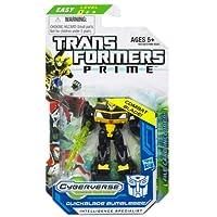 トランスフォーマープライム サイバーバース リージョンクラス クイックブレード バンブルビー US版/TRANSFORMERS PRIME CYBERVERSE LEGION CLASS : QUICKBLADE BUMBLEBEE