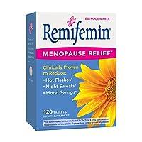 海外直送品 Enzymatic Therapy Remifemin, 120 Tabs