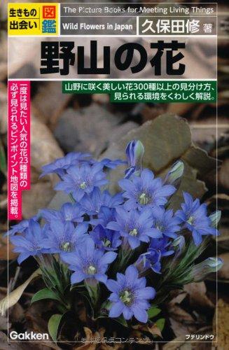 生きもの出会い図鑑 野山の花