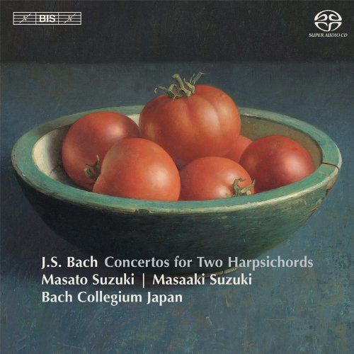 J.S.バッハ: 2台のチェンバロのための協奏曲集 (Bach: Concertos for Two Harpsichords) [輸入盤]