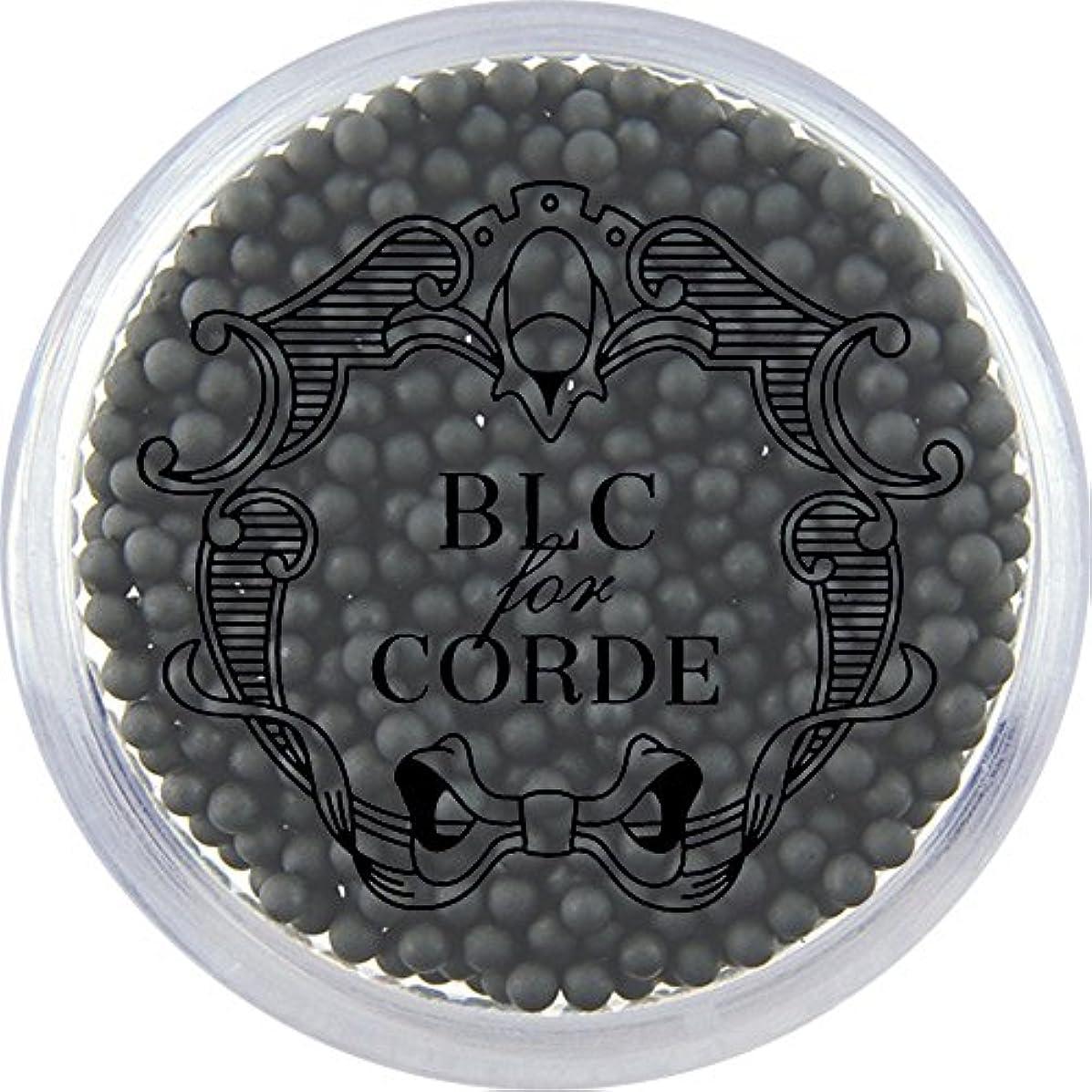 不良品予知市民権BLC FOR CORDE ガラスブリオン ブラック