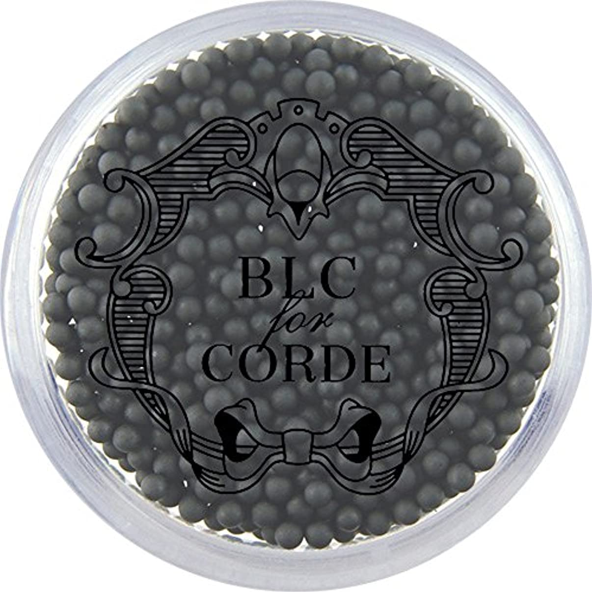 ビジュアル宇宙飛行士安定しましたBLC FOR CORDE ガラスブリオン ブラック