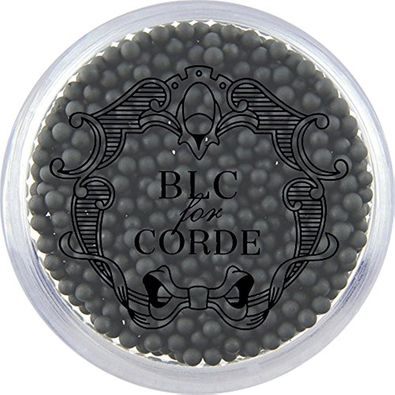 意識見分ける長方形BLC FOR CORDE ガラスブリオン ブラック