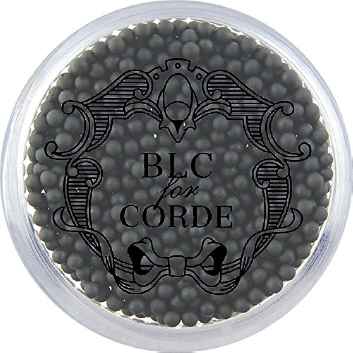彼らのものさせる罹患率BLC FOR CORDE ガラスブリオン ブラック