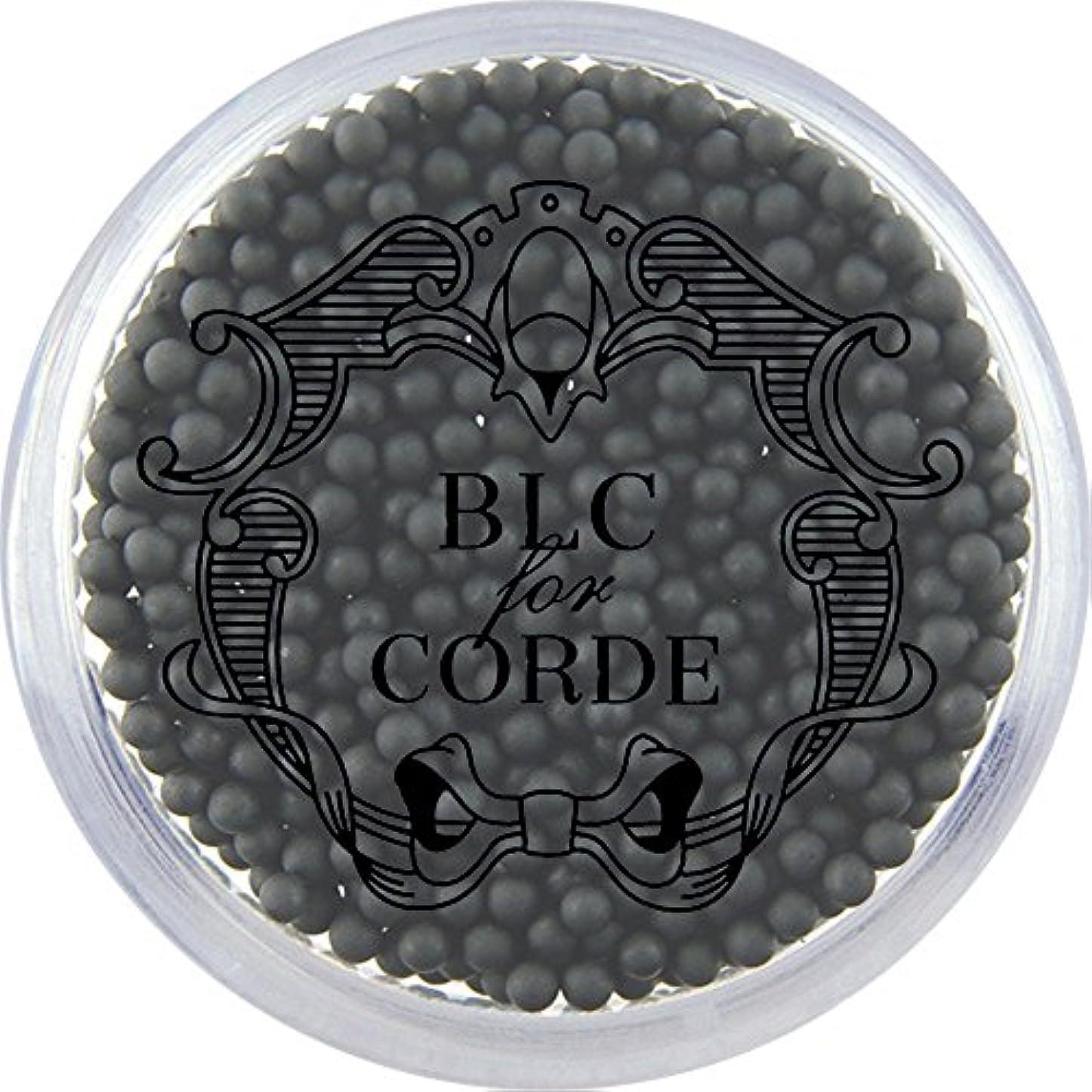 送金兵隊品BLC FOR CORDE ガラスブリオン ブラック