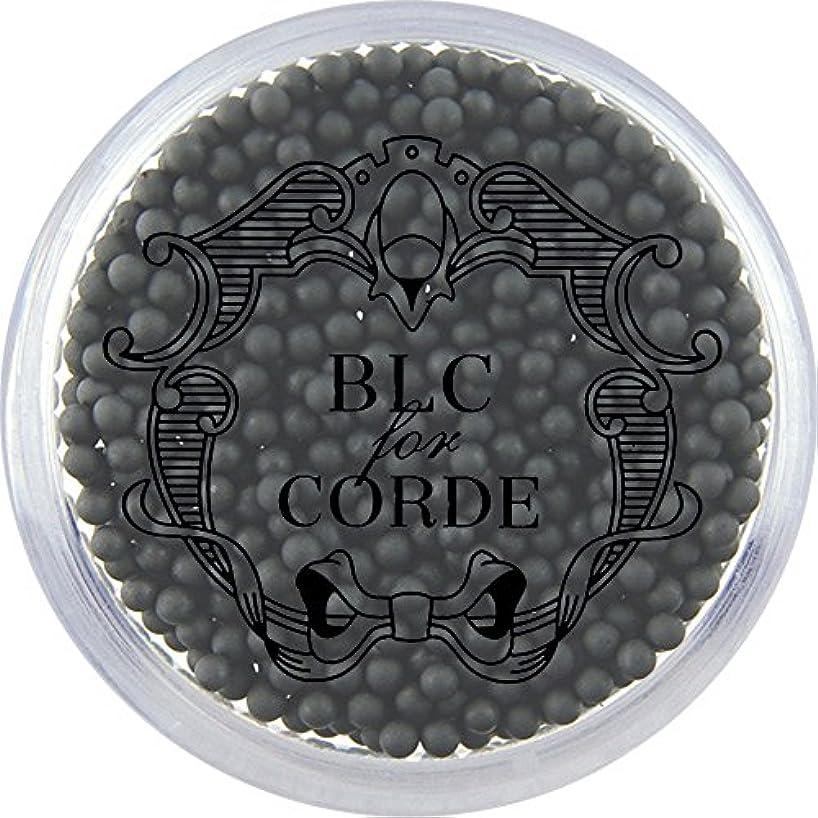 動脈空いている日付付きBLC FOR CORDE ガラスブリオン ブラック