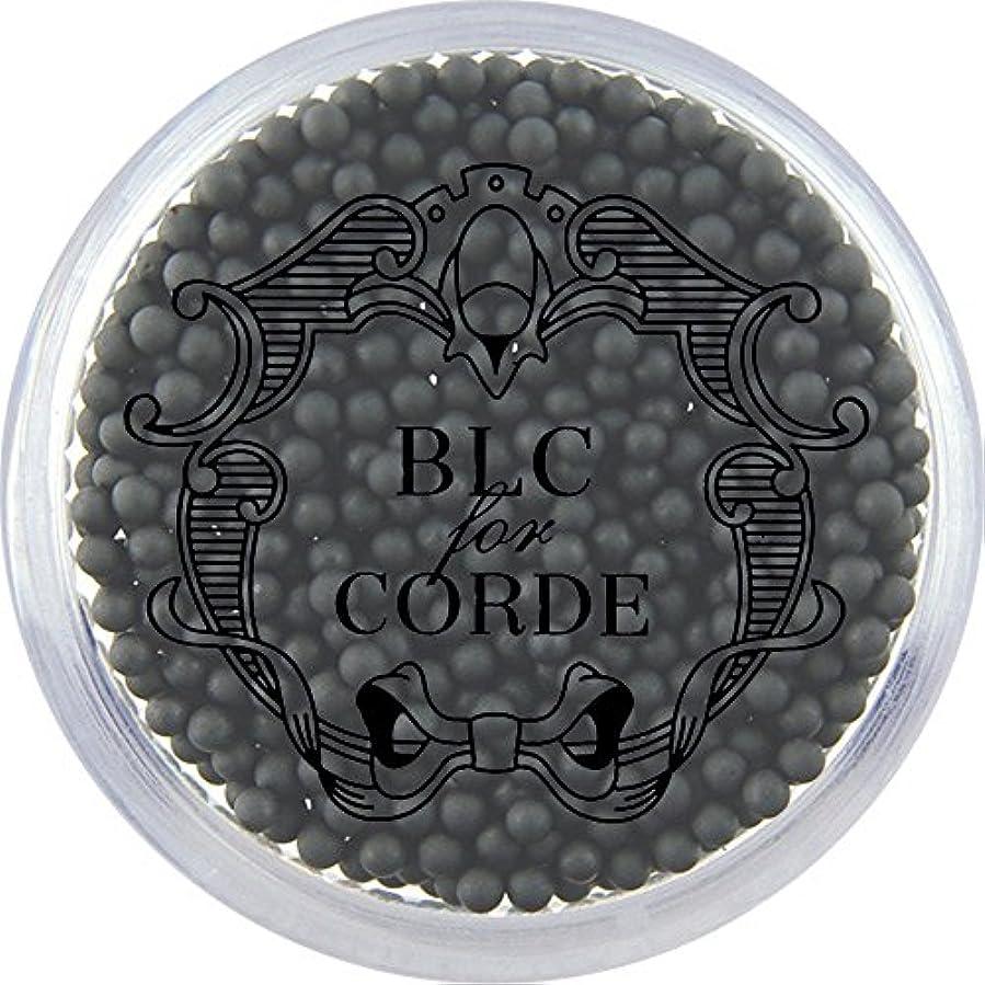 素敵なしたがって歴史家BLC FOR CORDE ガラスブリオン ブラック