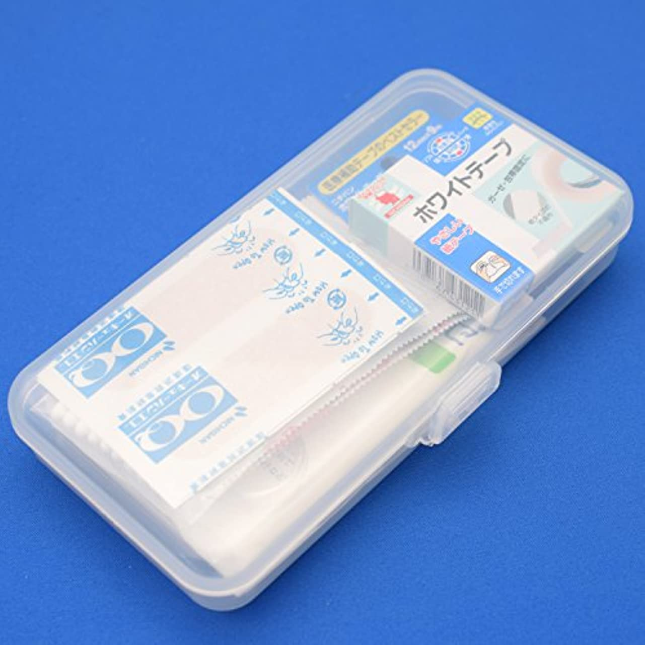 移動ブレイズ本会議First Aid Kit Portable 携帯用救急キット