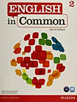 English in Common  Level 2 Student Book with ActiveBook CD-ROM