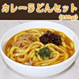 キンレイ 業務用 具材入り カレーうどんセット 1食(260g) (冷凍うどん・具付麺)