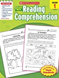 Scholastic Success With Reading Comprehension: Grade 1