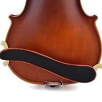 バイオリン ショルダー レスト 肩当て かたあて 上質 メイプル shoulder rest 4/4 size