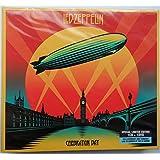 LED ZEPPELIN Celebration Day Live in London 2007 CD+DVD set in Digipak [CD Audio]