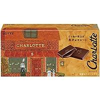 ロッテ シャルロッテ 生チョコレート 12枚入×6個